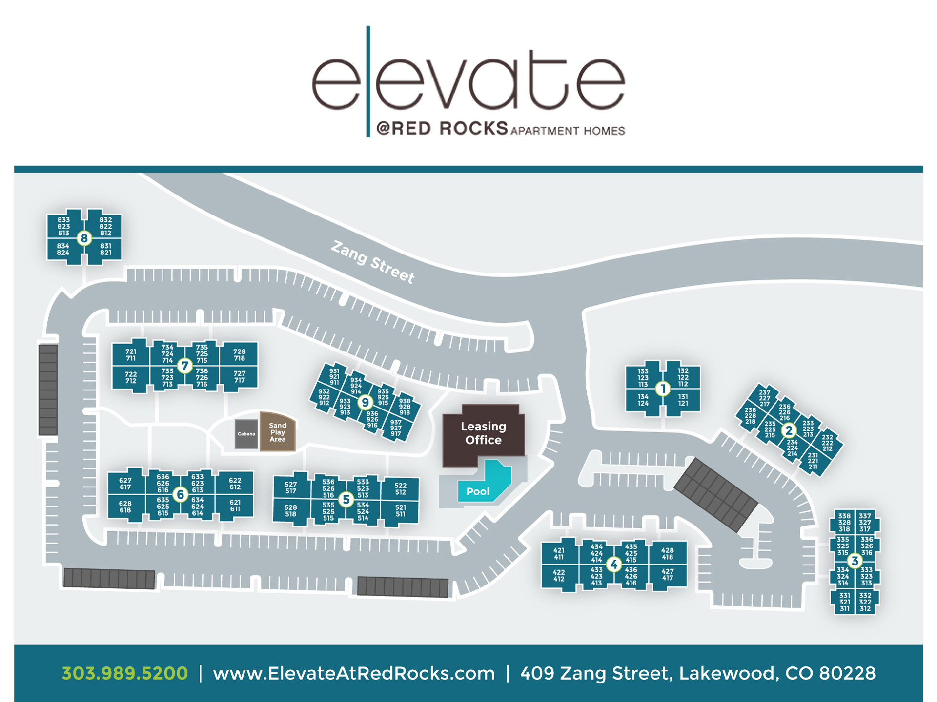 Clubhouse | Elevate at Red Rocks Apartments in Lakewood, CO