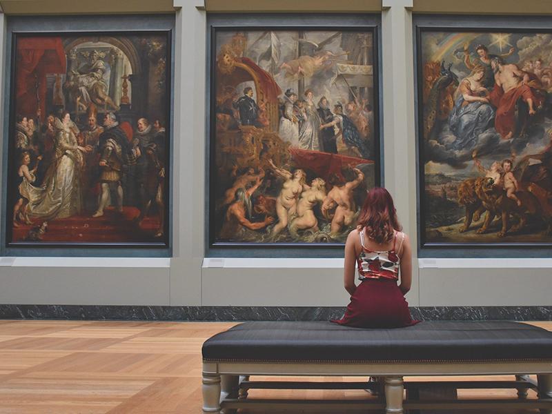 Eccles Art Center