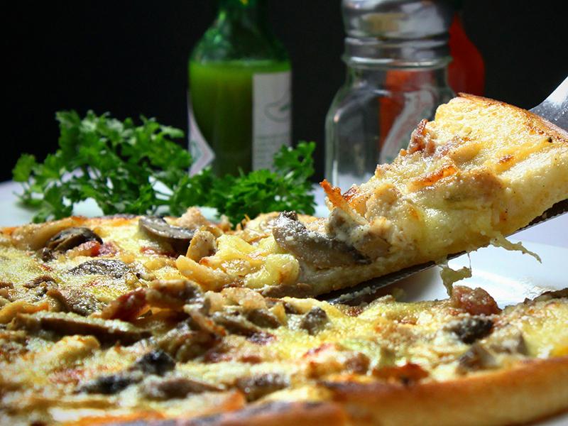 Lucky Slice Pizza Ogden