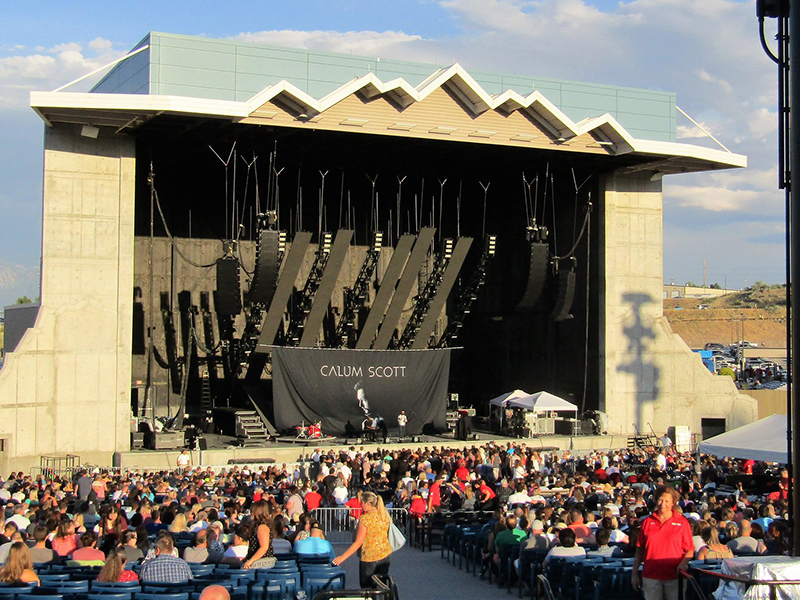 USANA-Amphitheatre