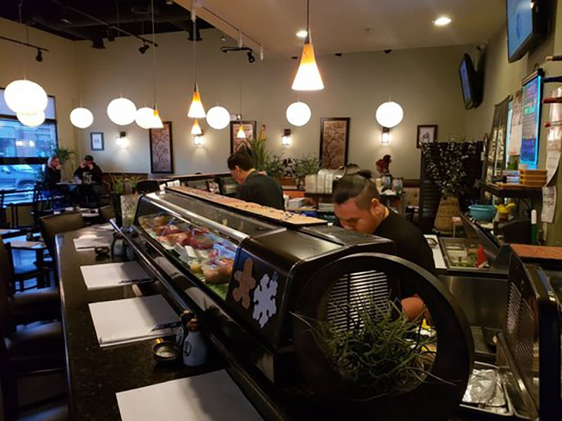 Blue Fish Sushi Bar